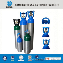 Cylindre de gaz oxygène à haute pression de tailles différentes 2014 (LWH180-10-15)