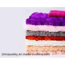 Plush Fabric for Quilt PV Fleece