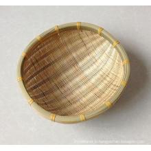 High Quality Handmade Natural Bamboo Basket (BC-NB1021)