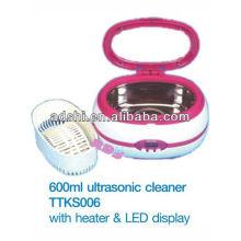 2013 professional High quality 600ml ultrasonic cleaner