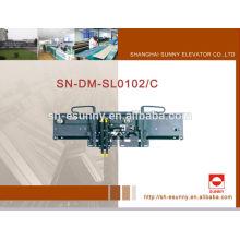 Forte résistance du système de brouillage électronique porte d'ascenseur