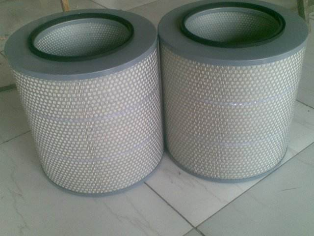 Machine air filter