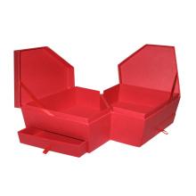 Papier Geschenkbox für Hochzeit