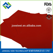 heat resistance anti corrosion chemical resistance silicone cloth