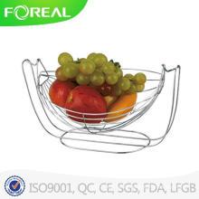 Progressive International Metal Wire Fruit Bowl