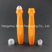 Rolinho de plástico PETG de 15 ml em garrafa vazia desodorante