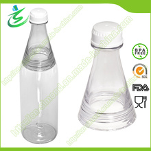 600ml Großhandelsgewohnheit Wasser-Flasche mit Tritan Material (DB-G1)