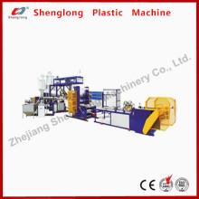 Ligne de machine d'extrusion de feuille de plastique en PVC