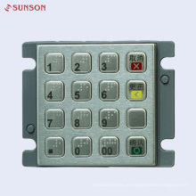 Пин-панель для шифрования PCI для торгового автомата