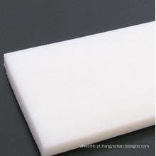 Folha branca do PE high-density do polietileno de China