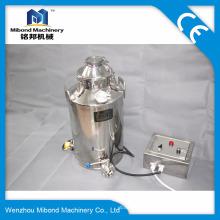 Le lait d'acier inoxydable 30L / 50L / 100L peut / chaudière / réservoir dans la machine de traitement de produits laitiers