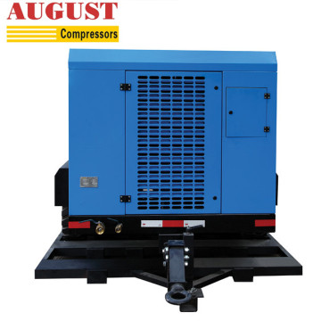 AUGUST 37KW 50 PS tragbarer leiser Mini-Luftkompressor