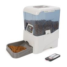Le plus nouveau grand dispositif d'alimentation automatique numérique de chien de nourricier commandé à distance de chat