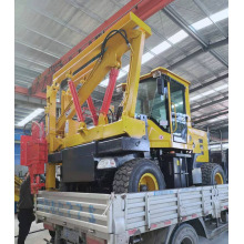 Portable Diesel Anchor Drilling Rig