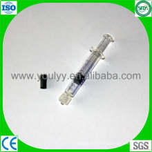 2.25ml Glass Prefilled Syringe with Luer Lock