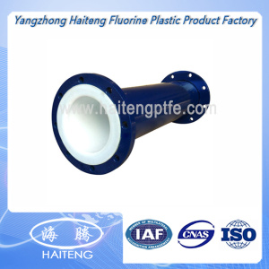 PTFE Lined Pipes CNC Machining Bahagian