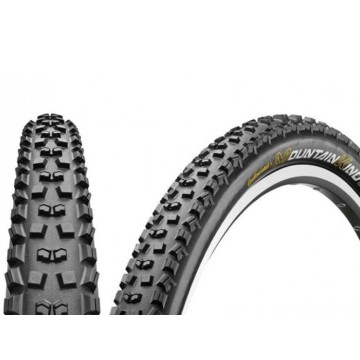 Continental Mountain King Tubeless listo neumático