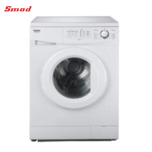 6-7Kg Washing Capacity Double Inlet Front Loading Clothes Laundry Washing Machine For Austrilia Only