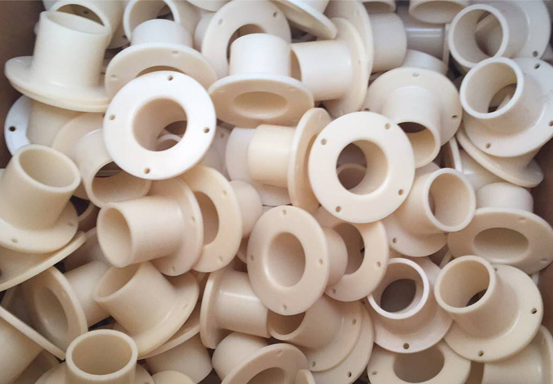 Plastic Abs Bearings Bushing