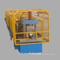 Новейший дизайн оцинкованный металлический желобочный роликовый станок для формовки / металлический желобочный станок