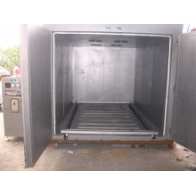Adiabatic cylinder Tray drying oven