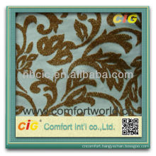 Fashion New Design Jacquard Curtain Fabric