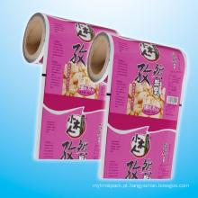 Fabricante de filme de embalagem de plástico personalizado