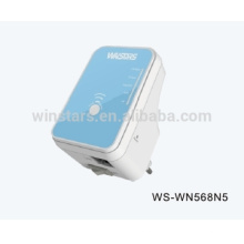 Gleichzeitiger DualBand WiFi Repeater, 300Mbps WiFi AP, entspricht IEEE 802.11a / b / g / n Standards