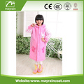 Lovely Children Pvc Poncho Raincoat Rainwear Rainsuit