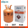 Colorless, Not Cloudy, Smelly R600A Refrigerant Gas