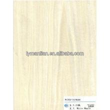 weißes Ahornholz Furnier