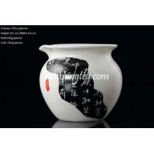 Agua de cerámica de moda Pitcher
