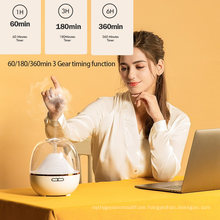 Newest 500ml Remote Control Electric Aromatherapy Purifier Essential Oil Wood Aromatic 7 LED Color Air Humidifier Aroma Diffuser