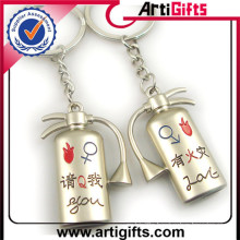 Hot sale disc keychain with horseshoe