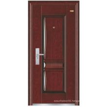 European Simple Panel Steel Security Door