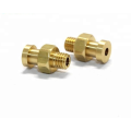 4 Axis Brass Milling CNC Part
