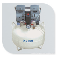 Oilless Silent Dental Air Compressor for One Dental Unit Use
