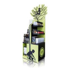 Multi-Faced-Papier-Display, Pop-Karton-Display-Stand