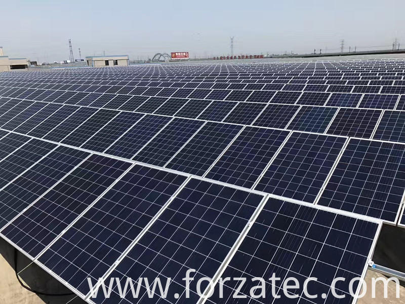 poly 280Wp PV silicon panel