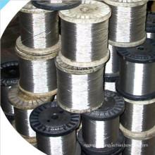 (Дин; БС; мил) Galvnized 7x19 веревочка стального провода веревочки