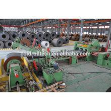 Bobina de aço cortada na linha de comprimento 1-6X2000mm