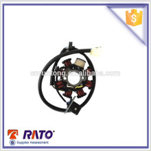 Para WY125 chinês 8 pólos único IGN motocicleta bobina magnética