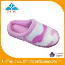 factory price wholesale elegant cotton indoor slipper zapato