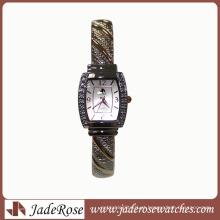 Hoting vender relógio de presente das senhoras de luxo assistir (rb3124)