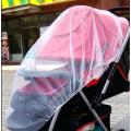 Elastic screen Baby stroller fly screen