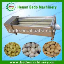 2014 China beste Lieferant Kartoffel Reinigung Schälmaschine / Kartoffel waschen Schälmaschine / Kartoffel Bürste Waschmaschine