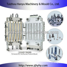 pet prefrom mould