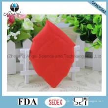Popular de Maple Leaf borracha de silicone de água Cup Pocket Cup Scu02