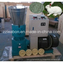 Máquina de fabricación de pellets de alimentación de aves de corral profesional mejor vendida