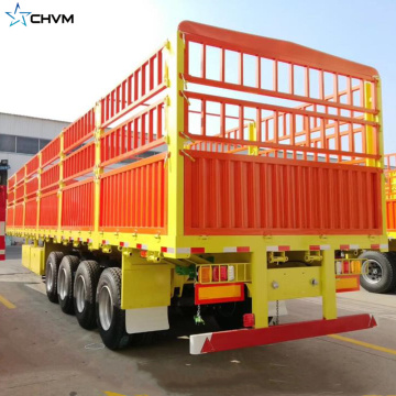 Fence Truck Trailer Grid Position Ημιρυμουλκούμενο